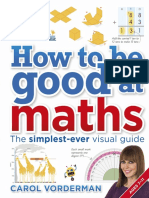 Carol Vorderman - How To Be Good At Math-DK Publishing.pdf