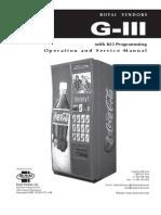 Royal GIII SOda machine