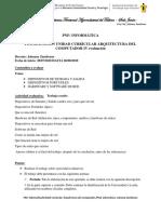 GUÍA ORIENTADORA IV EVALUACIÓN ARQ. COMP. INFORMATICA