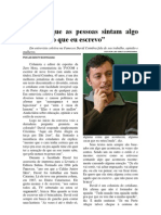 Perfil David Coimbra