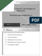 2-Otros procesos de preformar