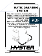 AUTOMATIC GREASING SYSTEM