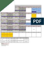 DHM Class Schedule _Hyd_Second Half