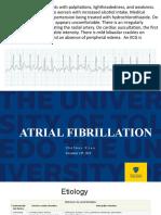 Atrial Fibrillatoin