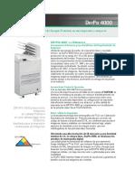 Catalogo DPX 4000