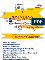 1. Brand Introduction