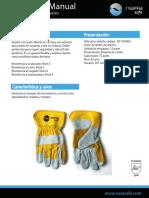 FT - GUANTE CARNAZA_DRIL_CON_REFUERZO REF NS1100402