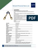 FT-anticaidas-autorretractil_Nano-Lok doble ref 3101277