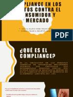 COMPLIANCE EN LOS DELITOS CONTRA EL CONSUMIDOR Y