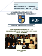 Guia Metodología Satp 2016