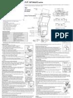 Tumax DPT386AFZ Series Flash Manual