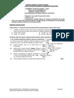 Variante Bac Informatica 2009 Intensiv Pascal Subiectul 1