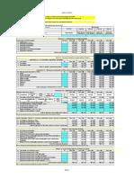 Manutenção Elétrica - Planilha de Formação de Preços
