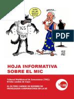 FOLLETO ISP SOBRE LOS ISDS