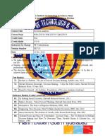 MM ZG535 Decision Analysis
