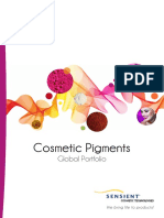 Brochure Cosmetic Pigments