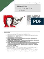 Cañón, Mila. Géneros, formatos y modos de leer
