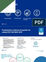 PRESENTACION ISO 9001 icontec profesor.pptx