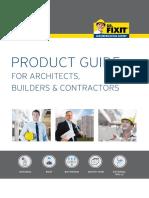 Dr.Fixit PLUB Brochure