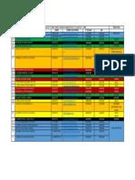 DISTRIBUCIÓN  DE DOCENTES POR AULAS PPP. DISCONTINUA 2020 02. ALEX 04 DE AGOSTO