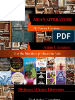 Asian Literature