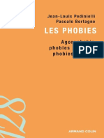 Les phobies - Pedinielli, Jean-Louis