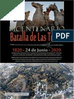 BICENTENARIO de la BATALLA de LAS TUNAS - Revista documental (Munic. de San Benito & Edic. del Clé)