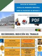 Medición de Trabajo y Sistema de Tiempos Predeterminados (2)