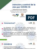ACCIONES POR SECTOR PLAN DE PREVENCION Y CONTROL COVID 19