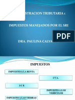 3 IMPUESTOS QUE MANEJA EL SRI.pdf