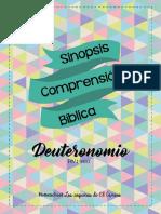 Deuteronomio comprensión lectora.pdf