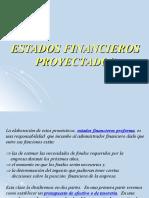 Tema 3 - Proyecciones Financieras