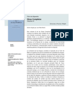 Editorial Trotta Obras Completas _ Filón de Alejandría _ 978-84-9879-242-3