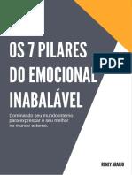 Os 7 Pilares Do Emocional Inabalável - Roney Araújo