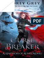 Curse Breaker_ Kingdom of Runes Book 2 - Audrey Grey.epub