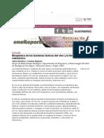 BIOQUÍMICA DE LAS BACTERIAS LACTICAS DEL VINO  (1)