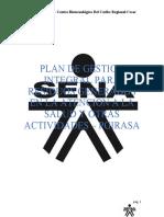 PLAN DE GESTION INTEGRAL PARA RESIDUOS GENERADOS EN LA ATENCION A LA SALUD Y OTRAS ACTIVIDADES