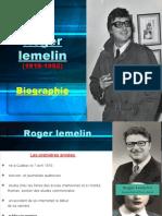 Roger lemelin good.pptx