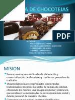 Empresa de Chocotejas