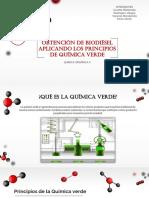Obtencion del biodiesel aplicando la quimica verde.pdf