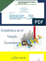Grp 5_ Presentacion 1_Historia e Importancia de la Estadistica