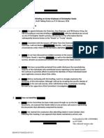 FBI SSCI Briefing Document 2018