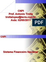 25 - AULA de Conteúdo Brasileiro CB - Sistema Financeiro Nacional