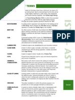 ASTT glossary