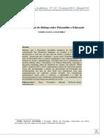 Fábio Oliveira - Possibilidades de diálogo entre Psicanálise e Educação.pdf