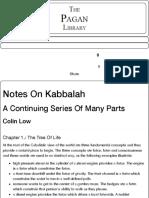 Notes On Kabbalah.pdf