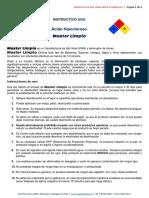 Instructivo de Uso - Ácido Hipocloroso.pdf