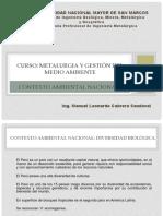 Expo Contexto Nacional