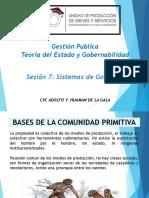 Sesion 7 Sistemas de Gobierno