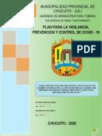 Plan de Prevencion Losa Desaguadero